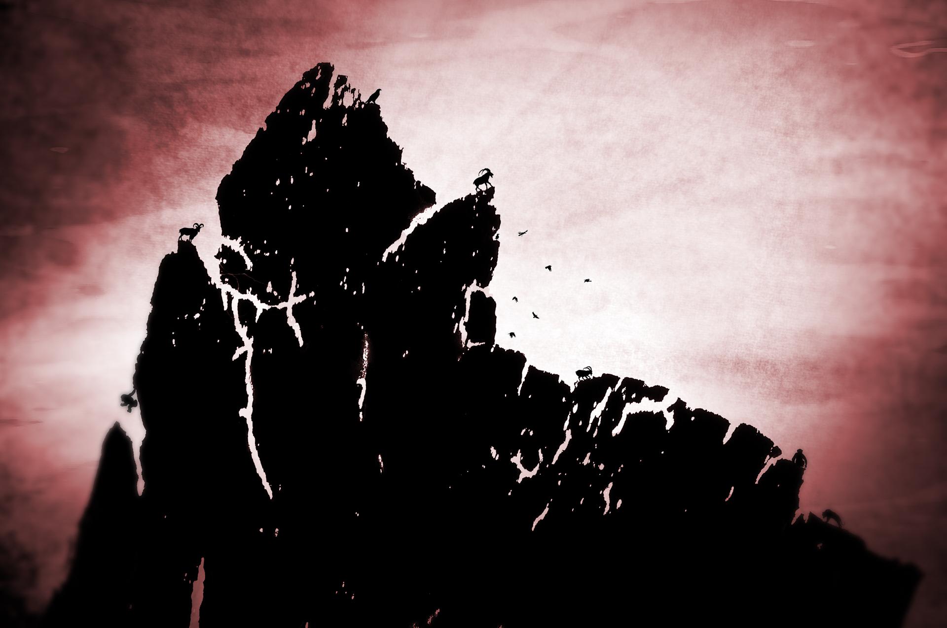 Rock fine art photo